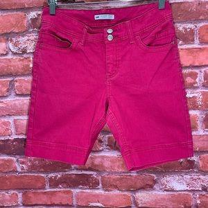 Woman Lee Petite Bermuda Short Pink